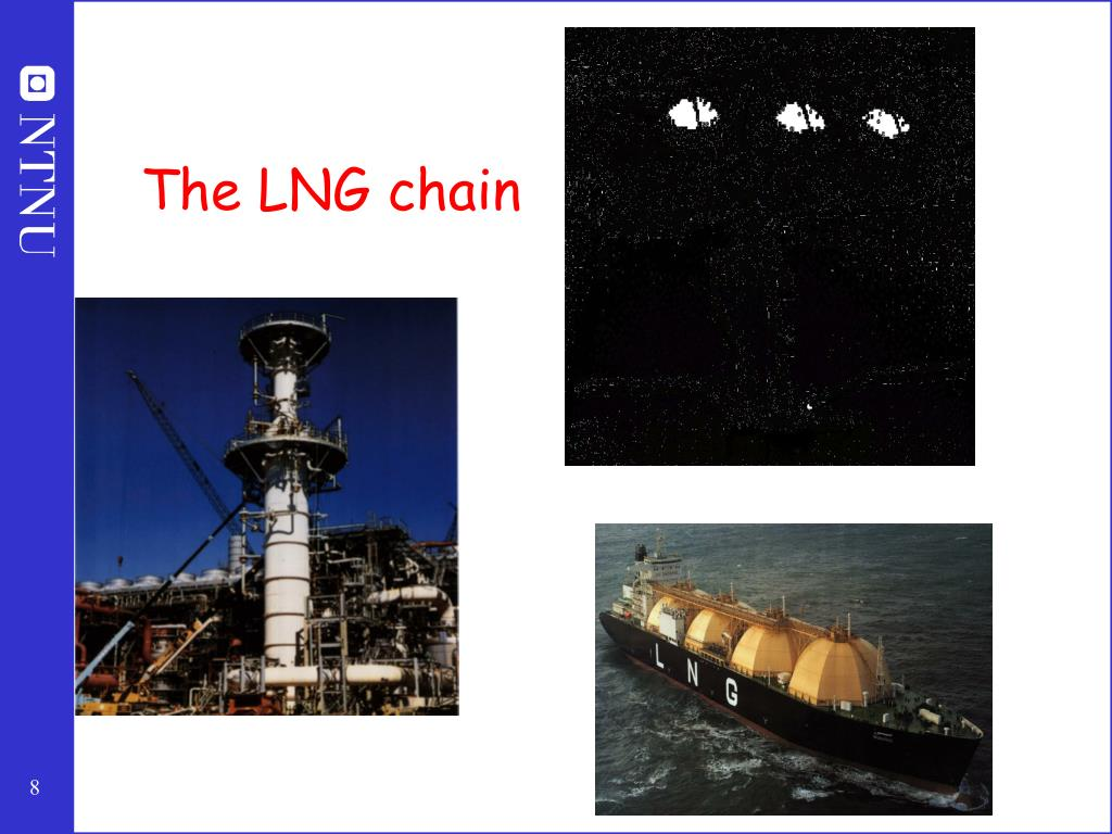 The LNG chain