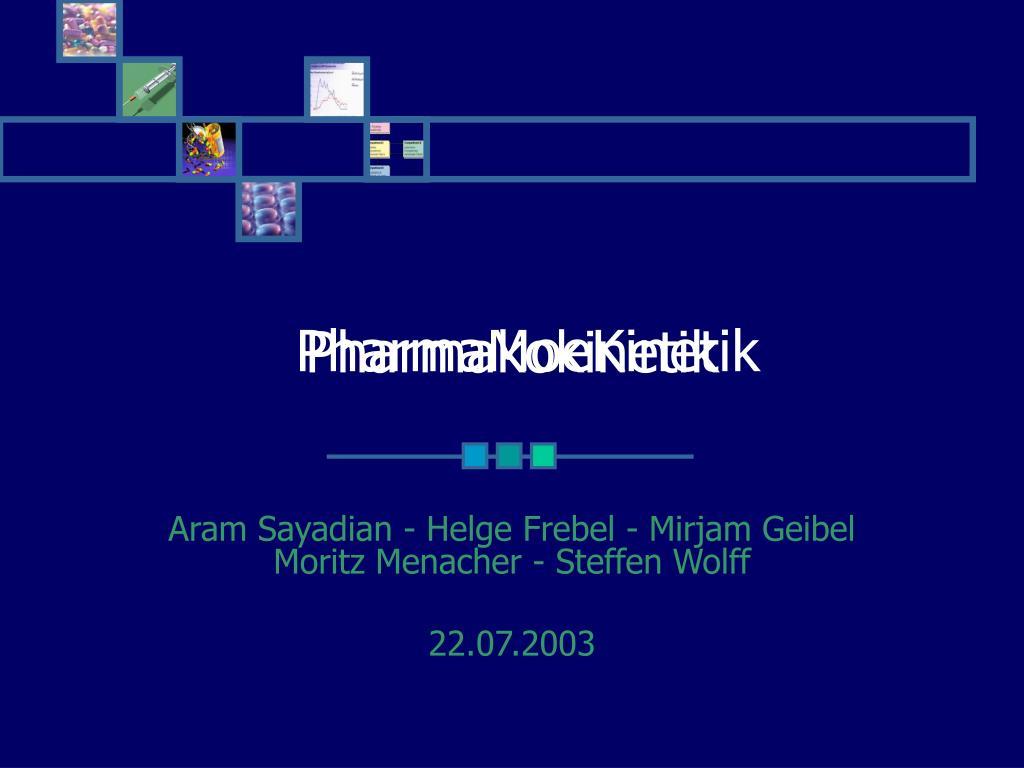 PharmaMoeKinetik