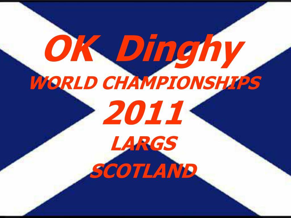 OK  Dinghy