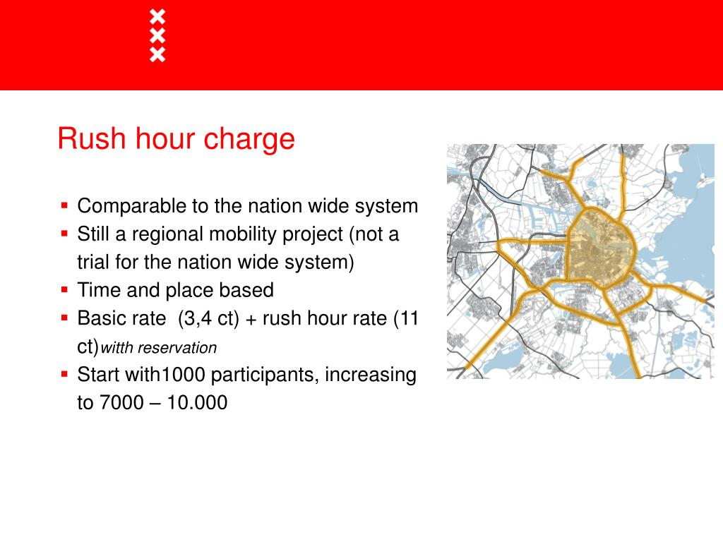 Rush hour charge