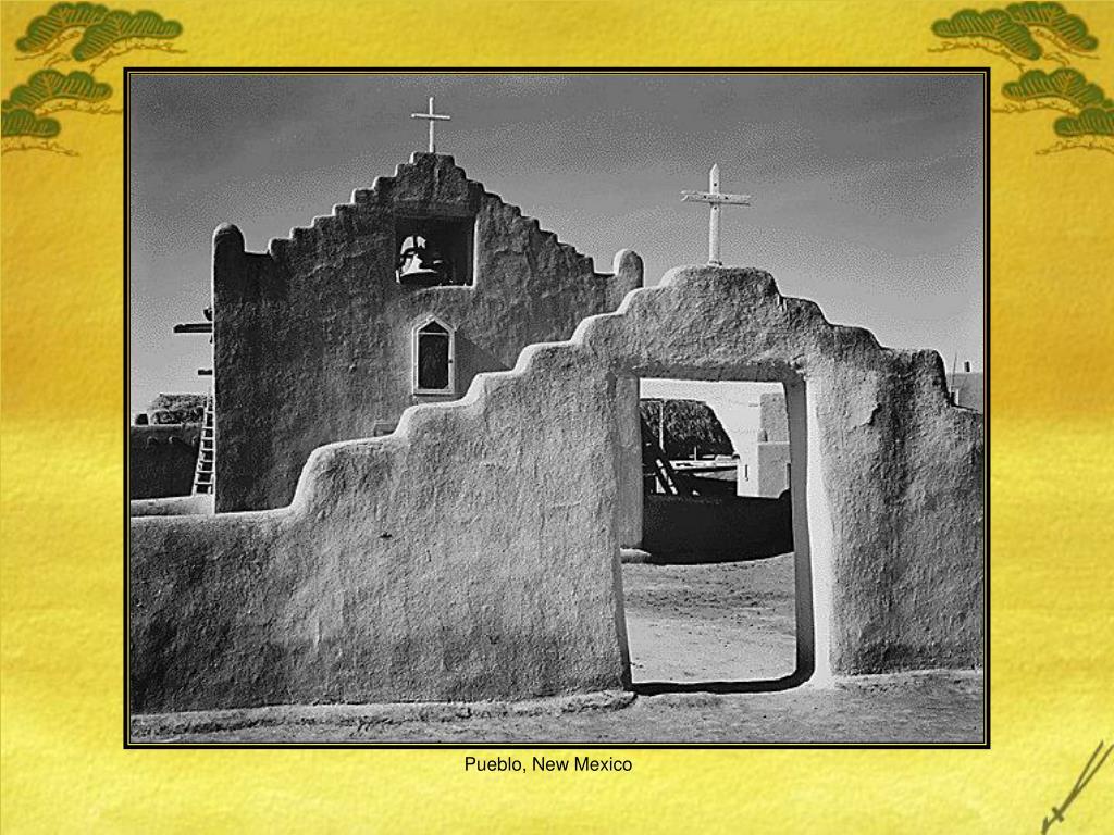 Pueblo, New Mexico