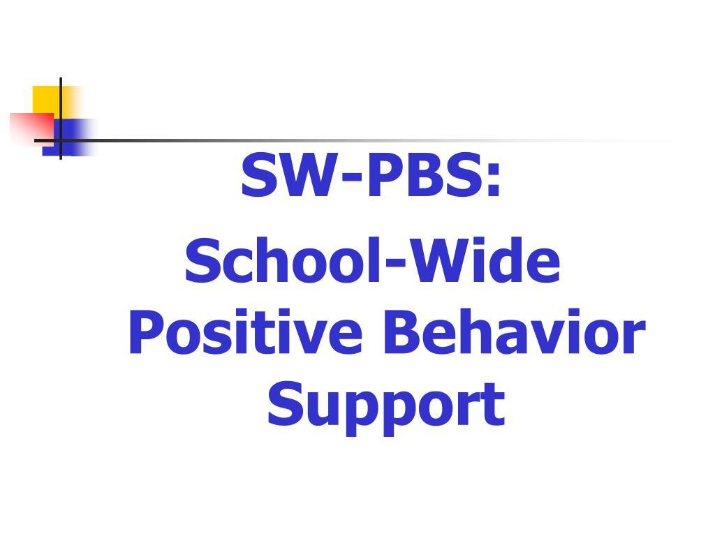 SW-PBS: