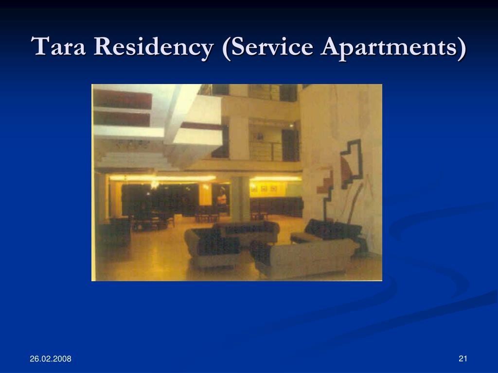 Tara Residency (Service Apartments)