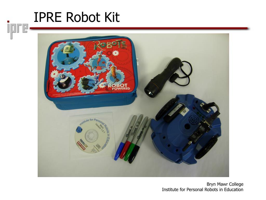 IPRE Robot Kit