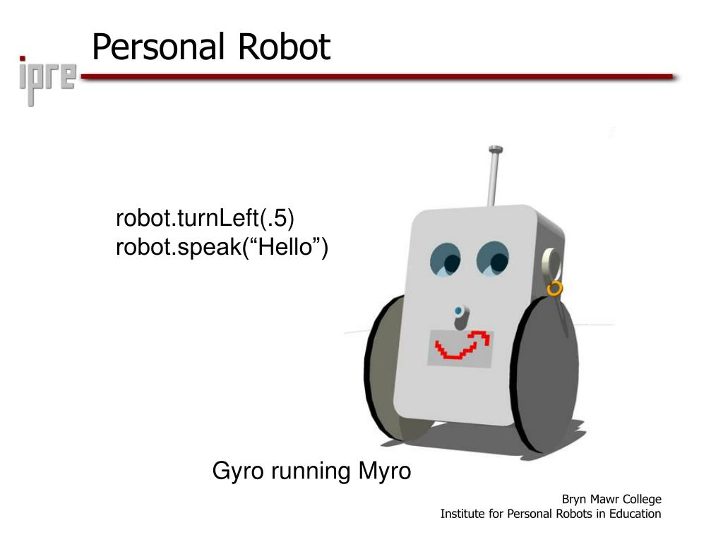Personal Robot