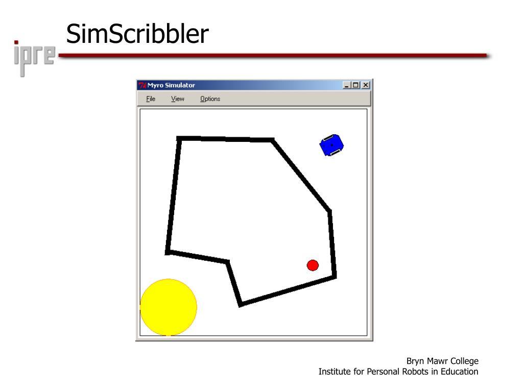SimScribbler