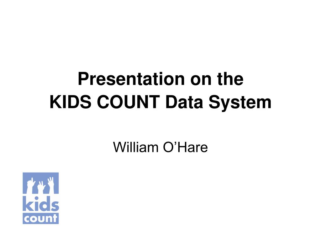 Presentation on the