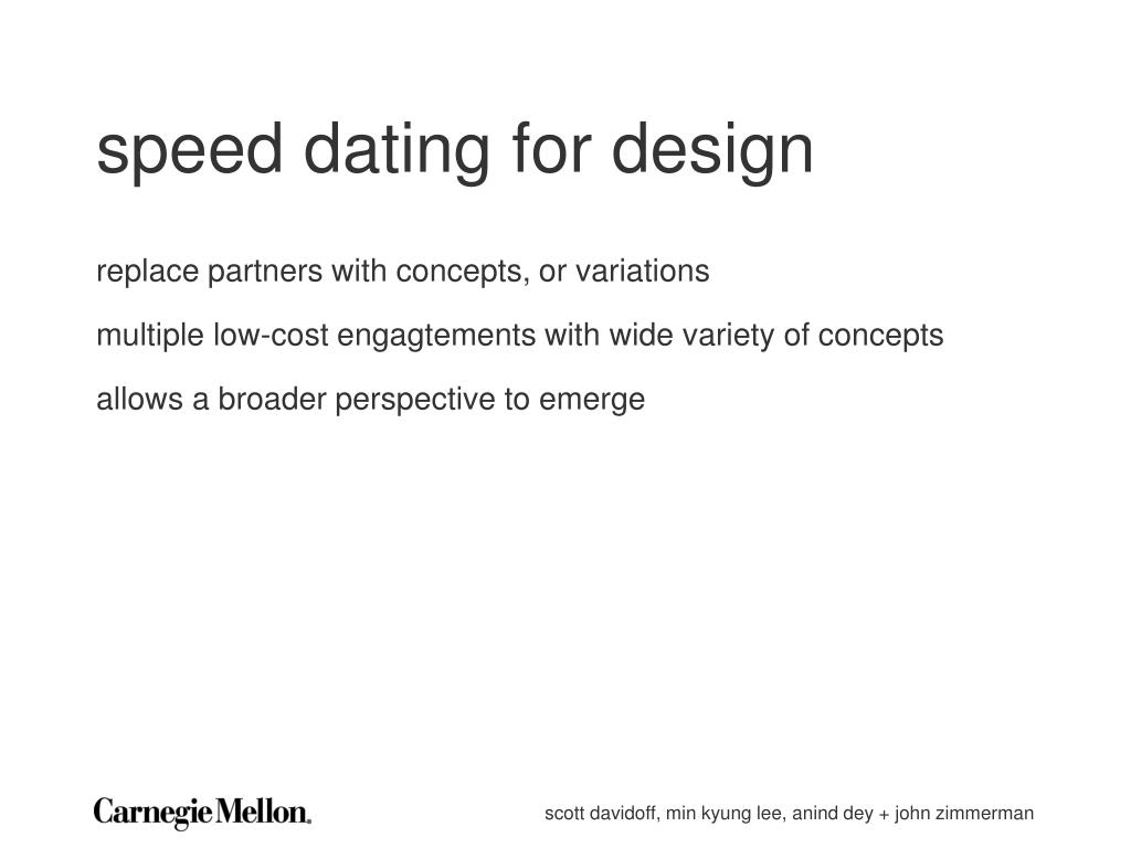 replace partners with concepts, or variations