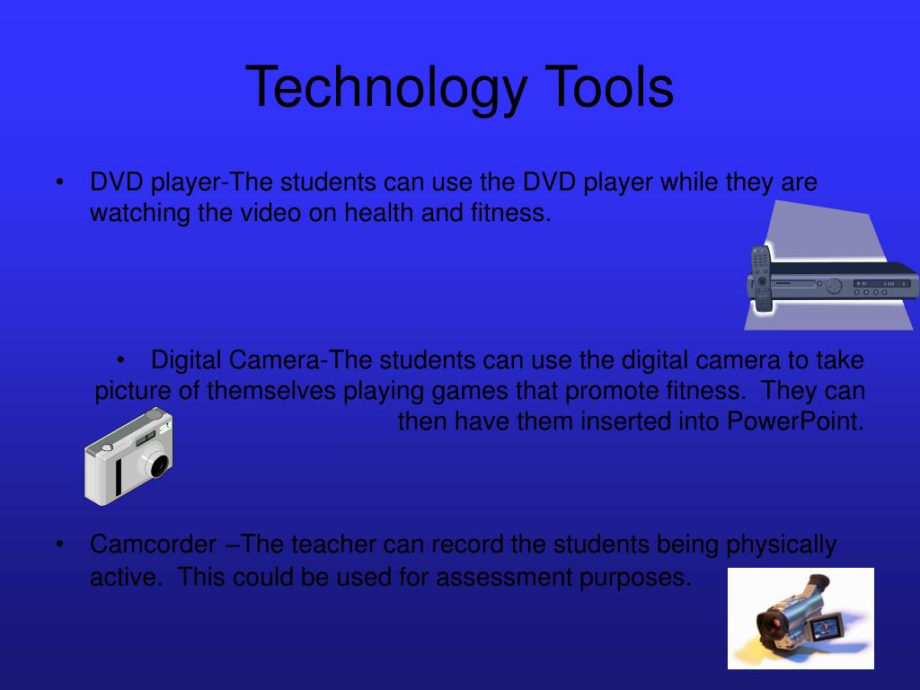 Technology Tools
