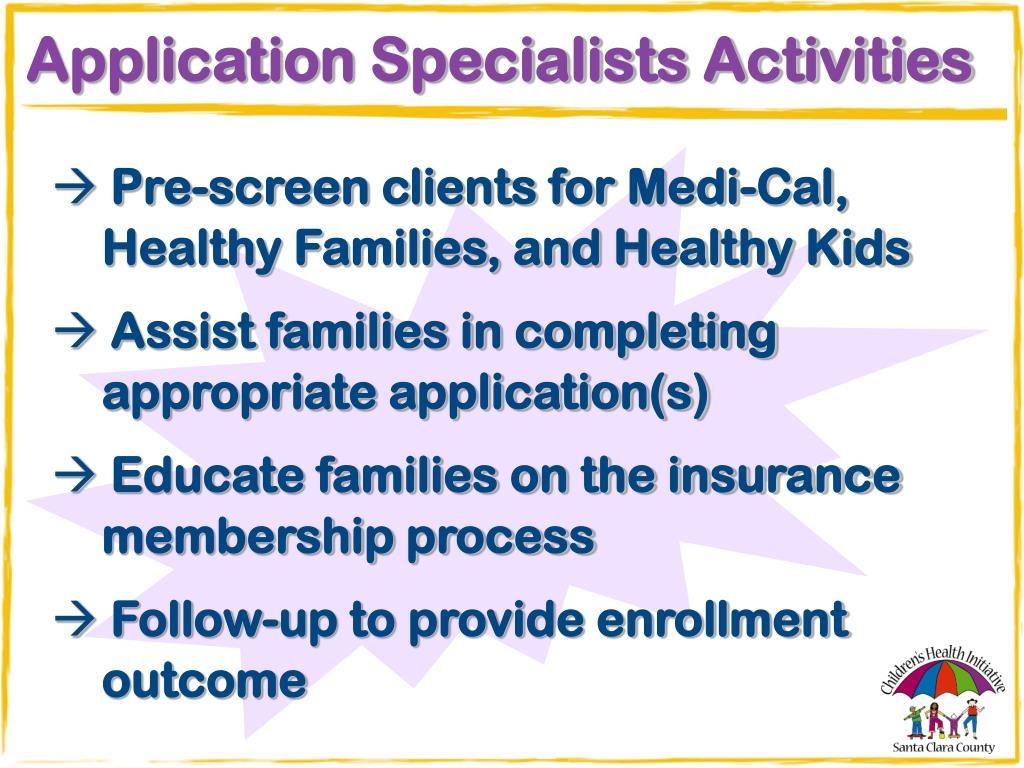 Pre-screen clients for Medi-Cal,