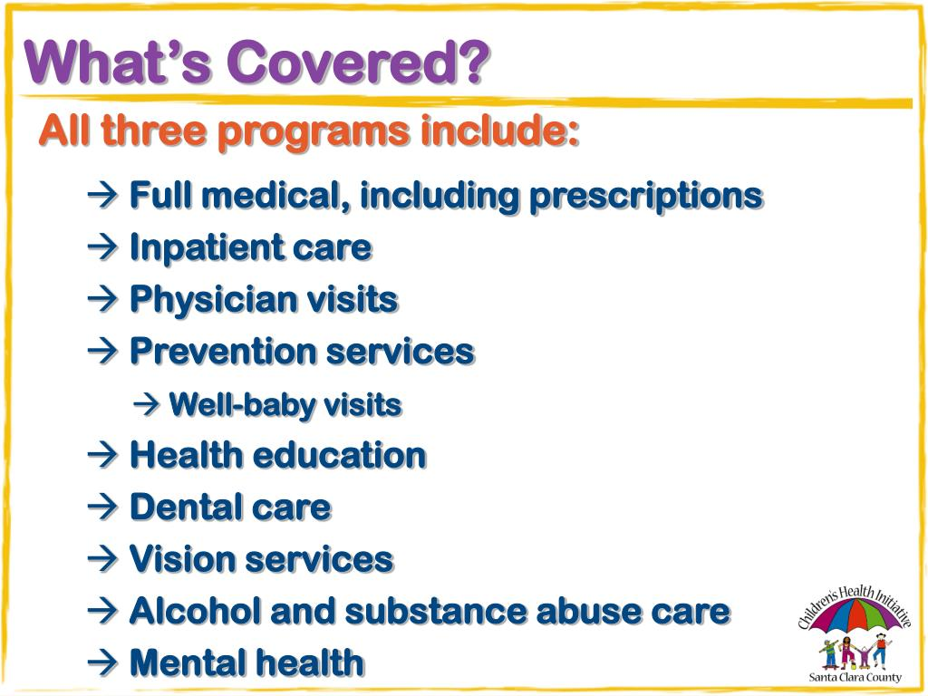 What's Covered?