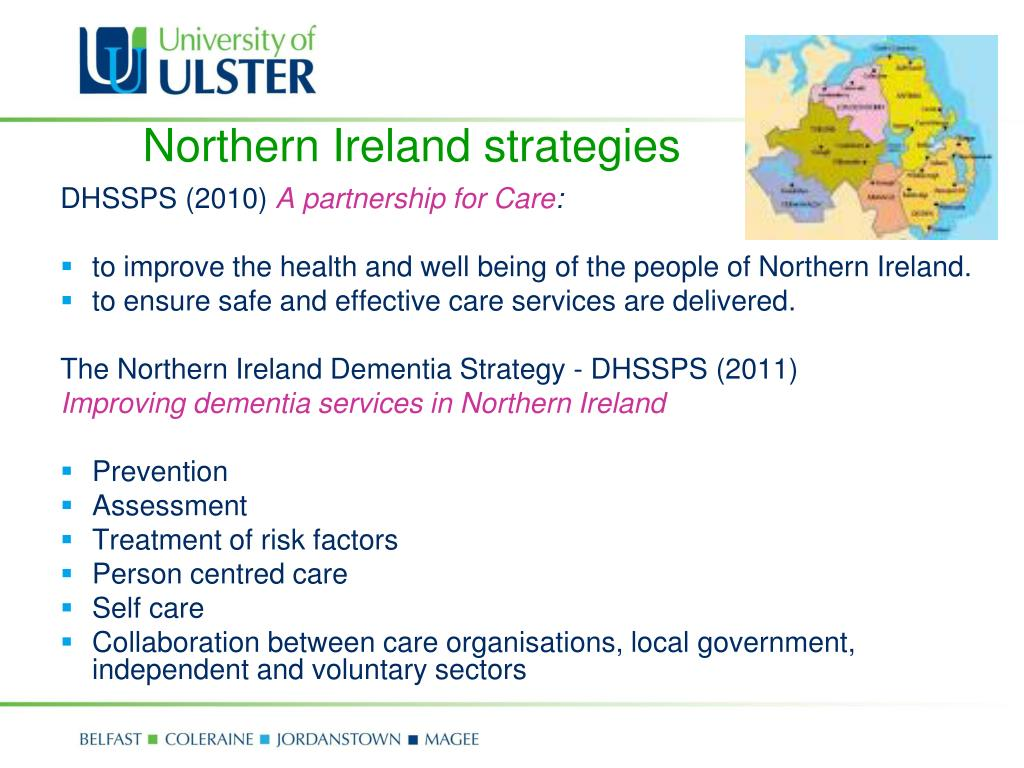 Northern Ireland strategies