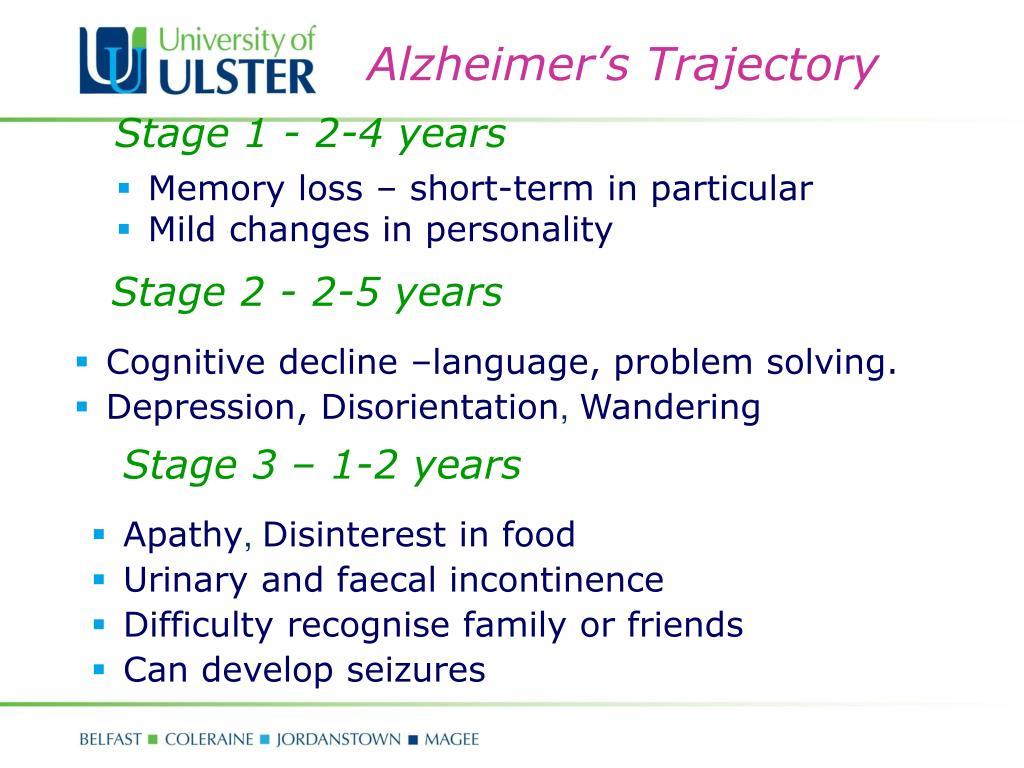 Alzheimer's Trajectory