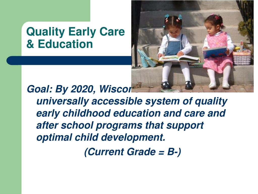 Quality Early Care