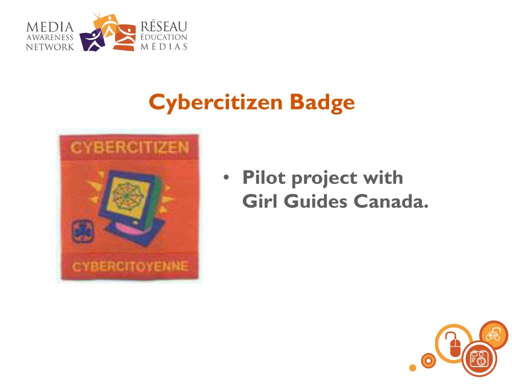 Cybercitizen Badge