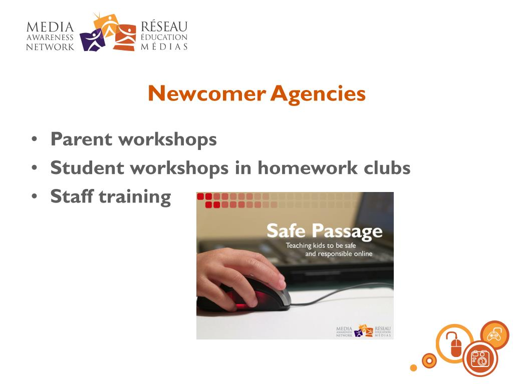 Newcomer Agencies