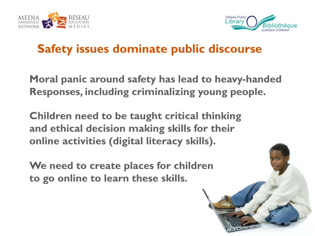 Safety issues dominate public discourse