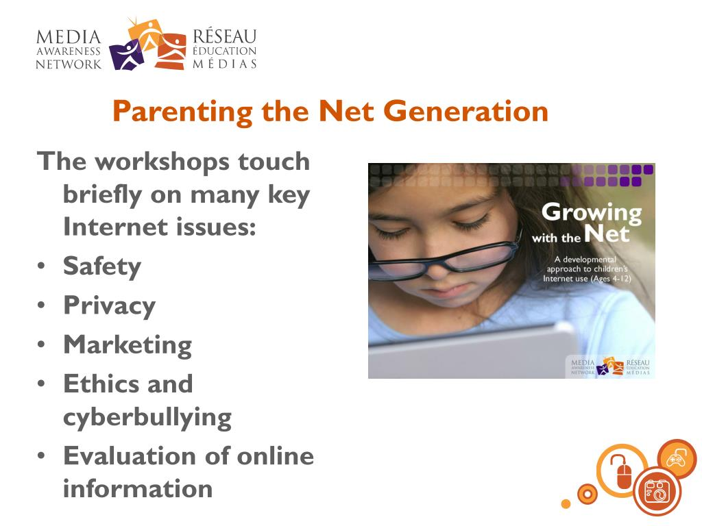 Parenting the Net Generation