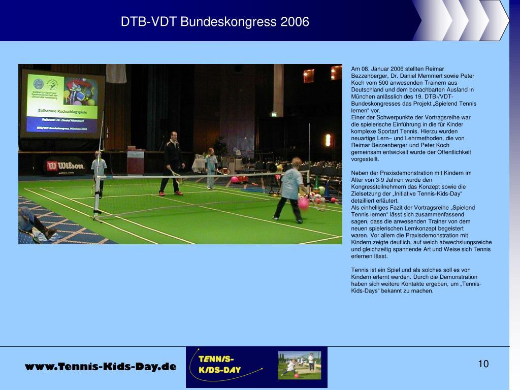 DTB-VDT Bundeskongress 2006