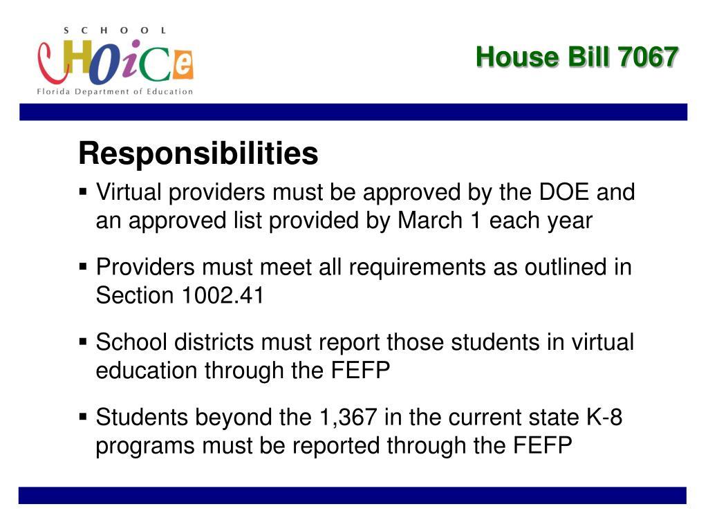 House Bill 7067