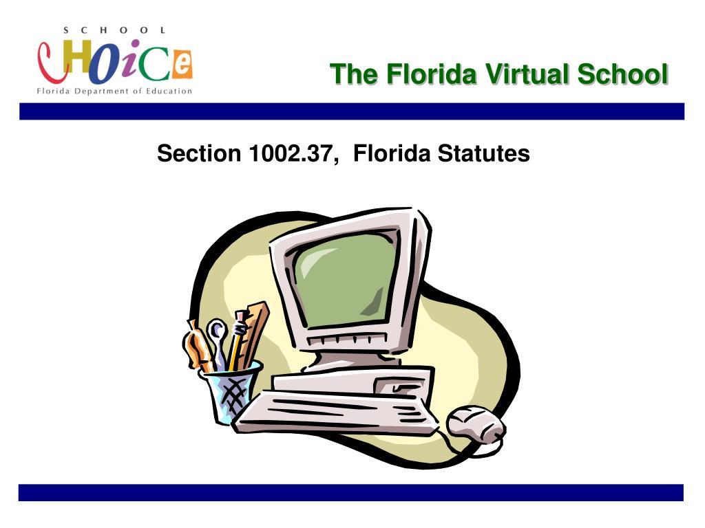 The Florida Virtual School