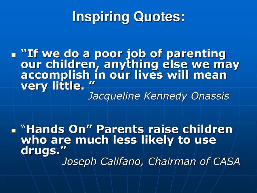 Inspiring Quotes: