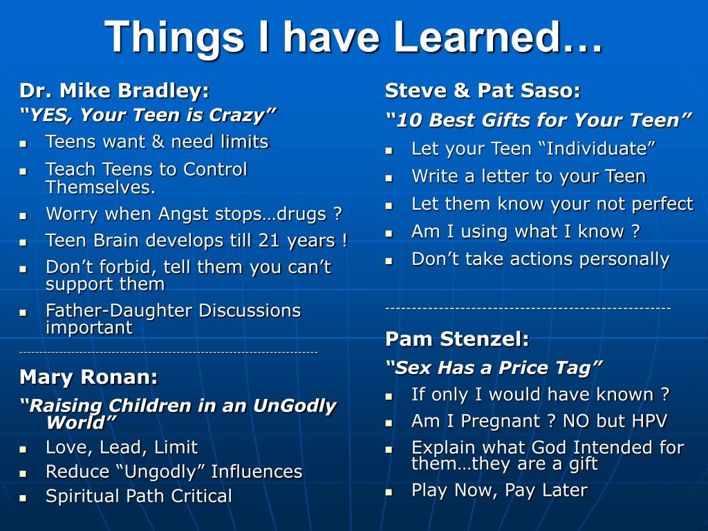 Dr. Mike Bradley: