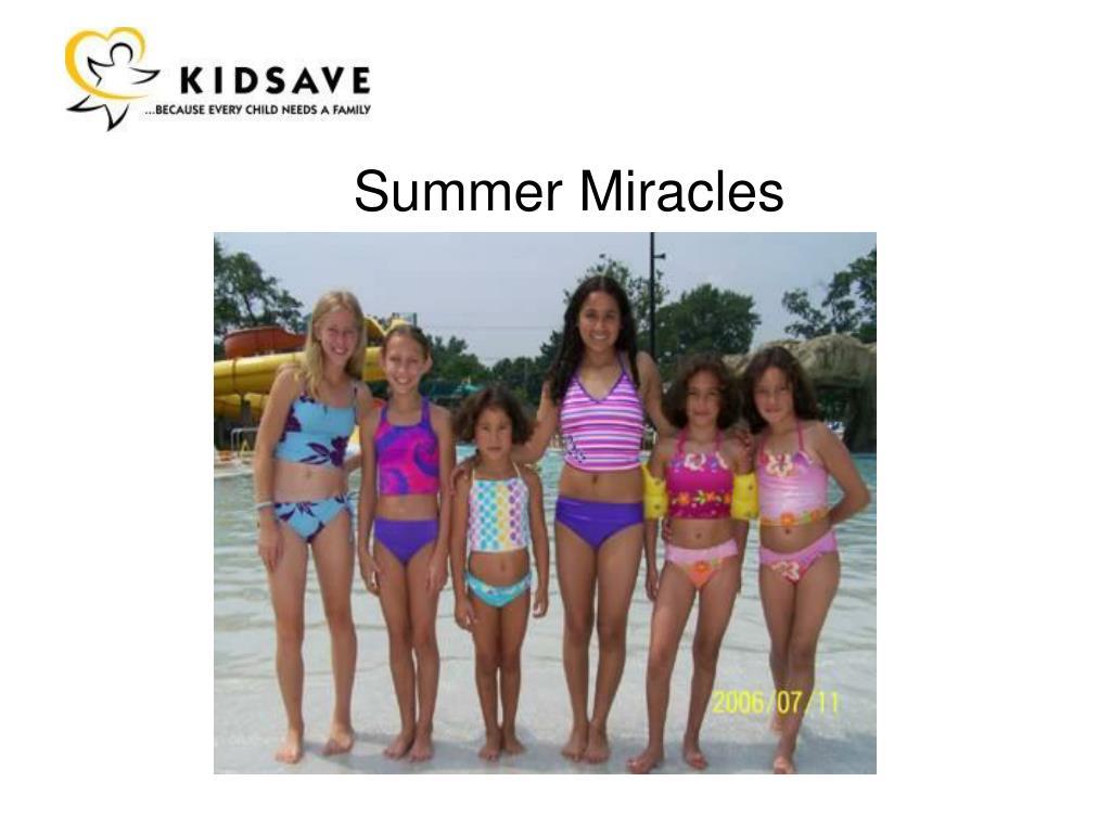 Summer Miracles