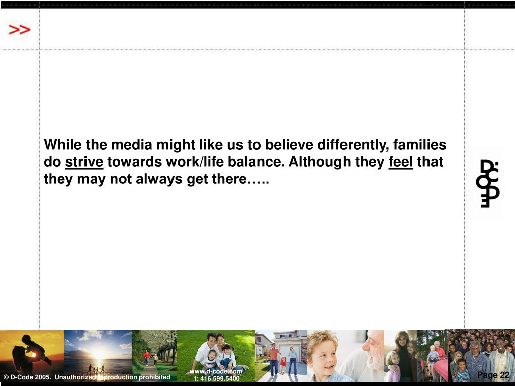 While the media might like us to believe differently, families do