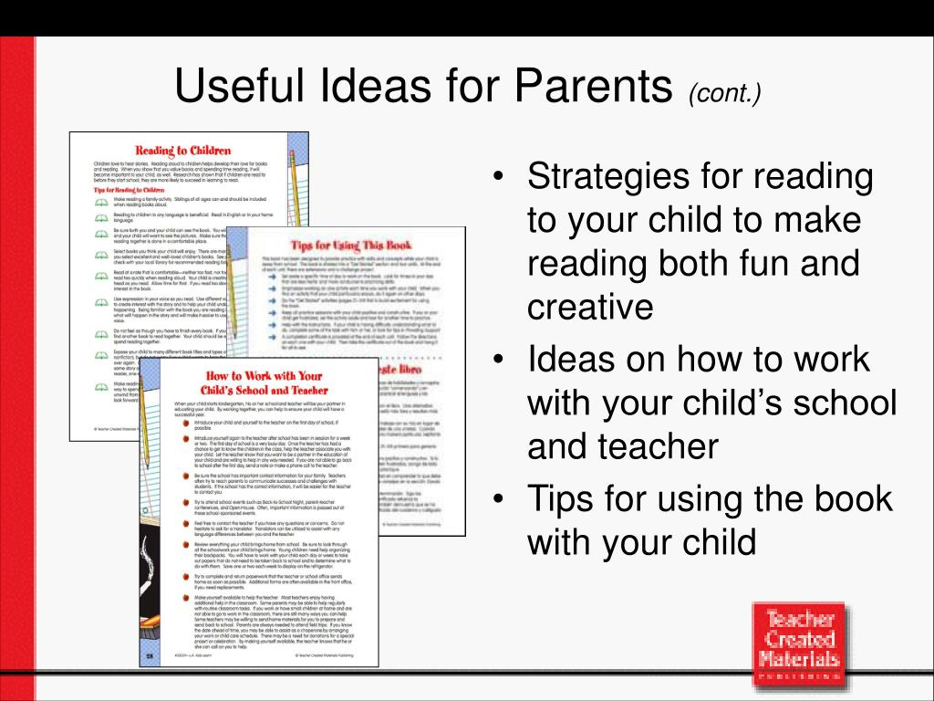 Strategies for reading to your child to make reading both fun and creative