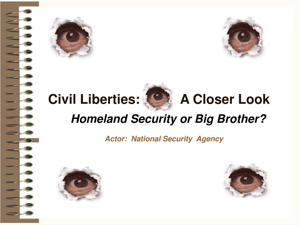 civil liberties a closer look