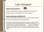 let s compare23