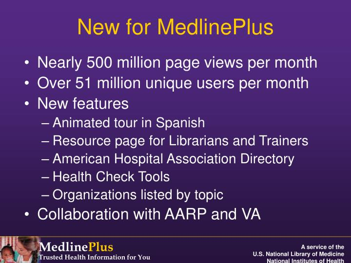 New for medlineplus l.jpg