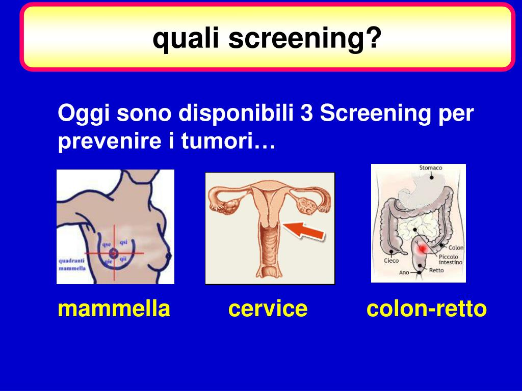 quali screening?