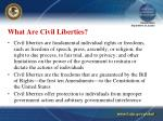 what are civil liberties
