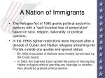 a nation of immigrants79