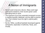 a nation of immigrants80
