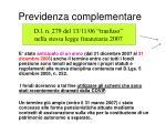 previdenza complementare63