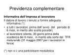 previdenza complementare67