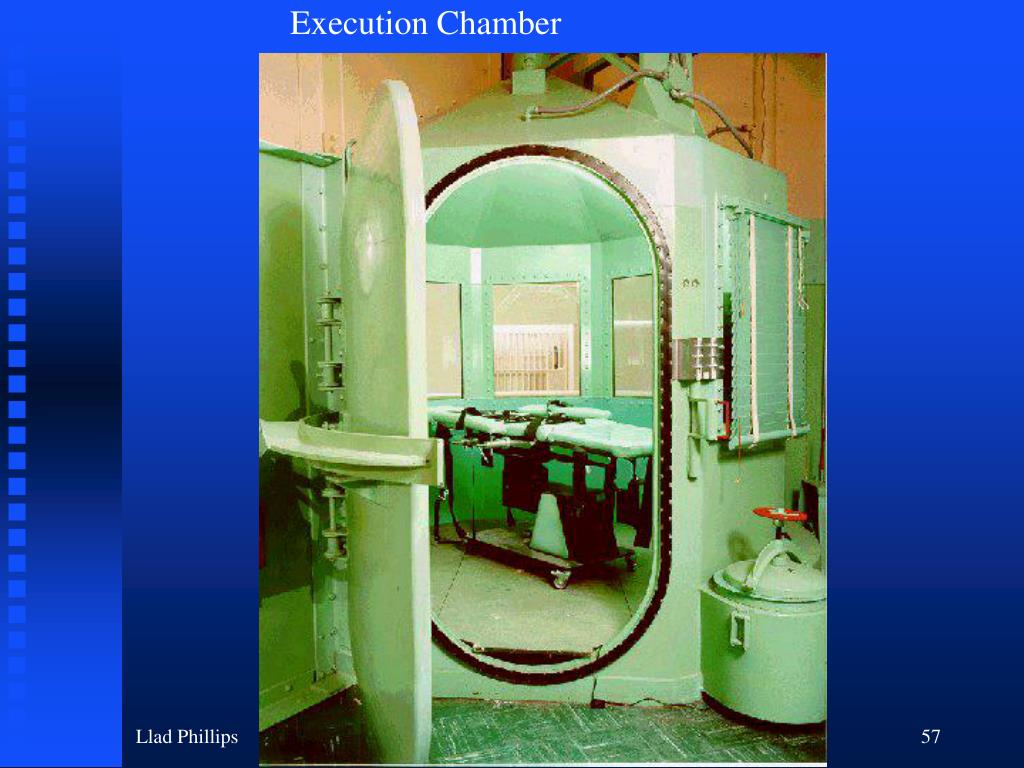 Execution Chamber