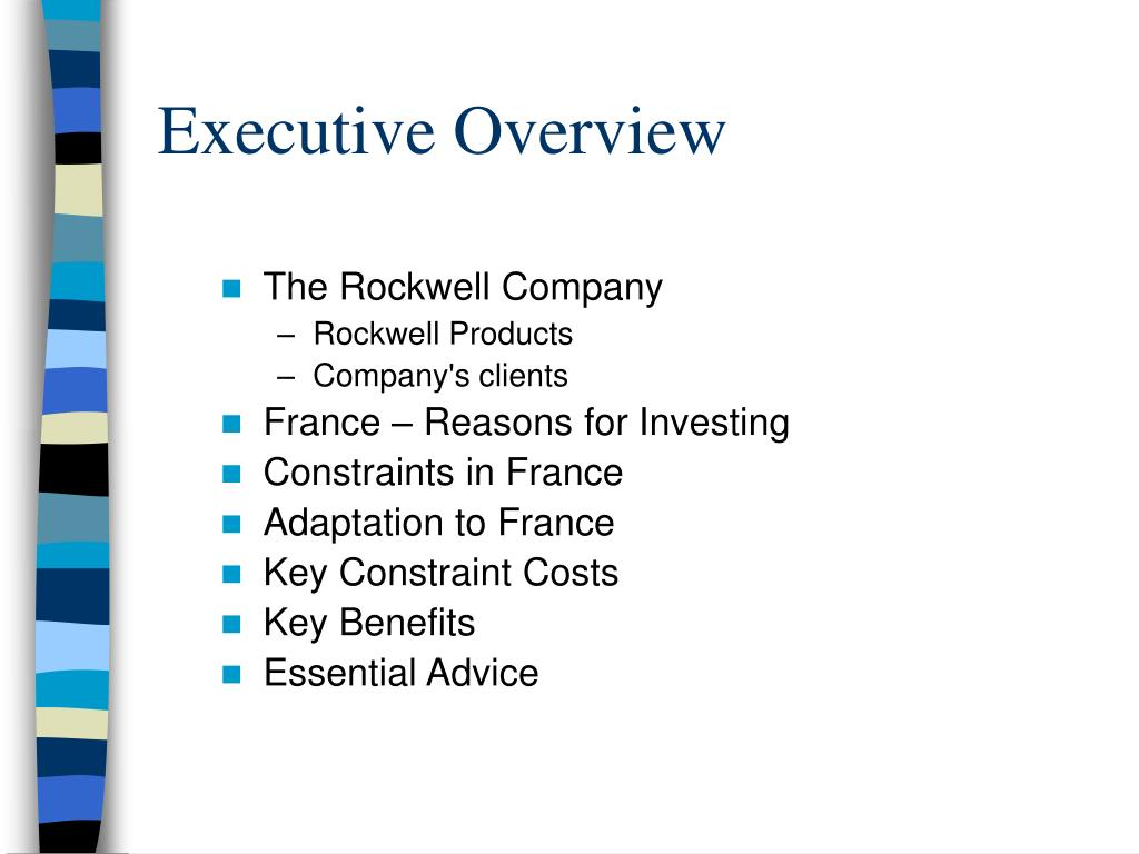The Rockwell Company