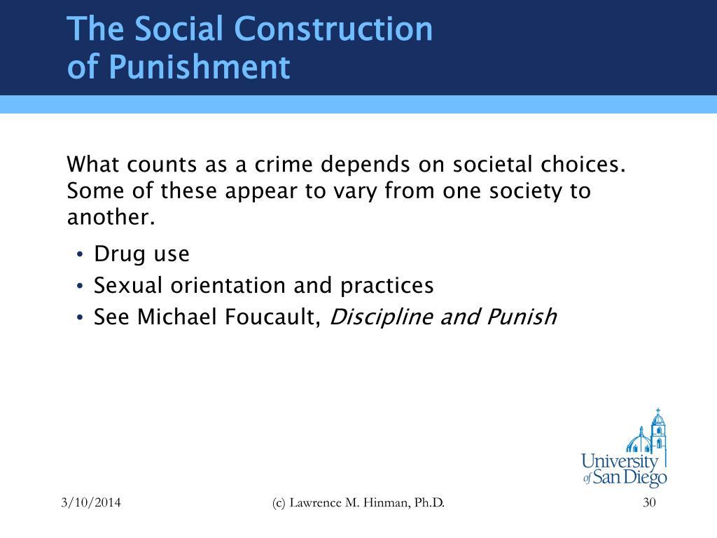 The Social Construction