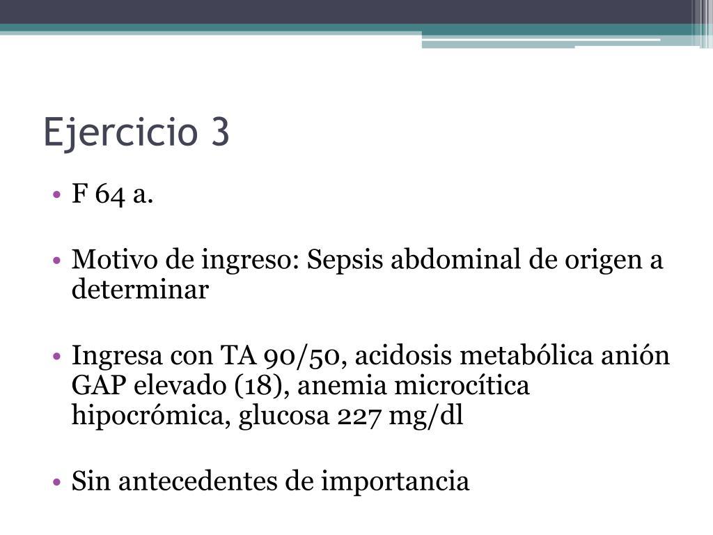Ejercicio 3