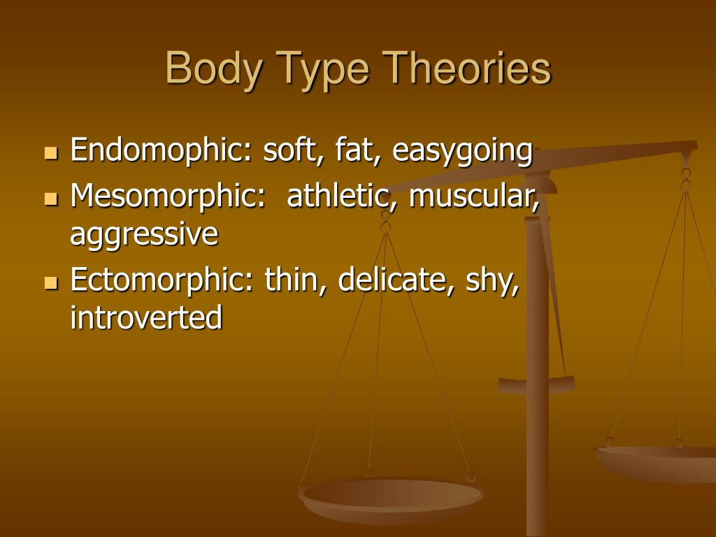 Body Type Theories