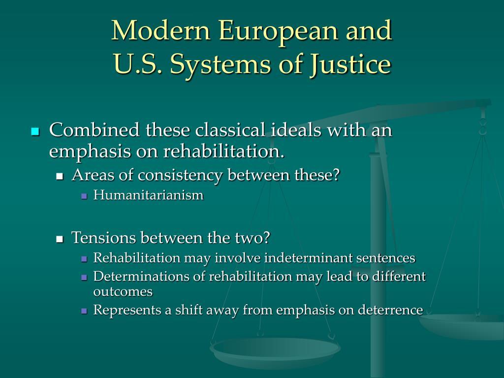 Modern European and