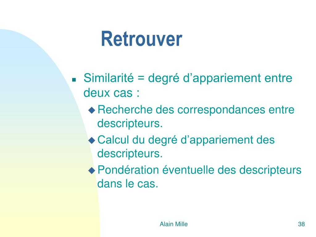 Retrouver