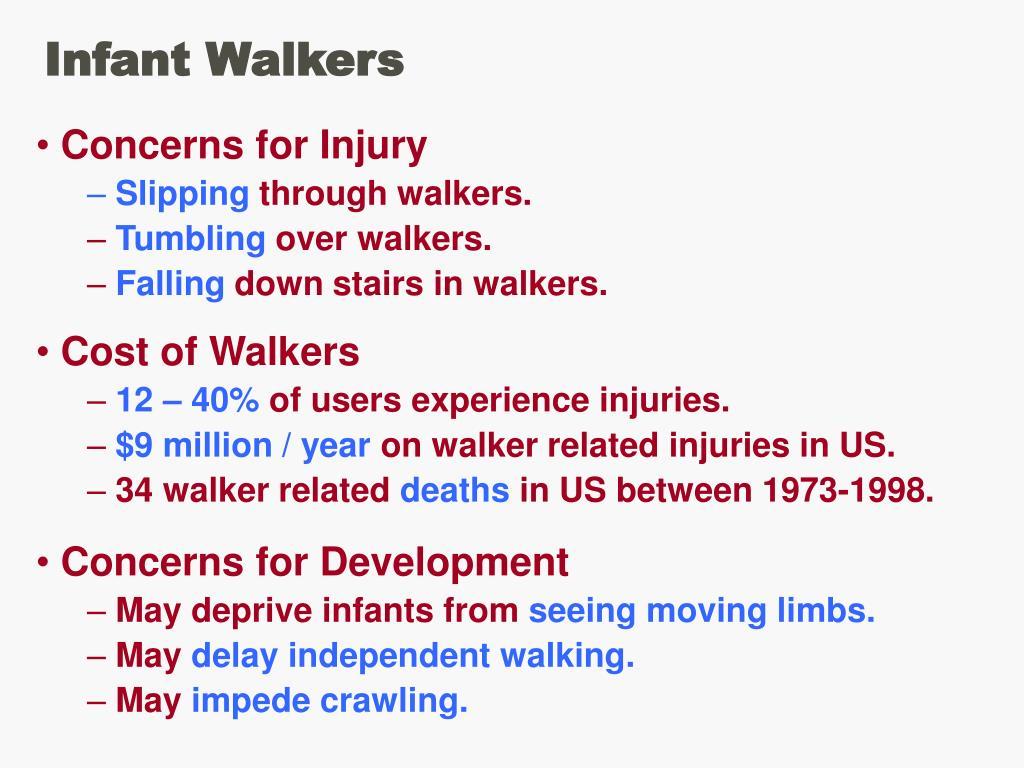 Infant Walkers