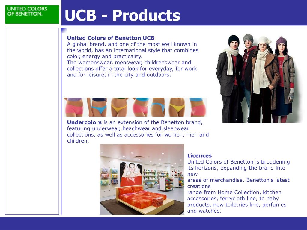 UCB - Products
