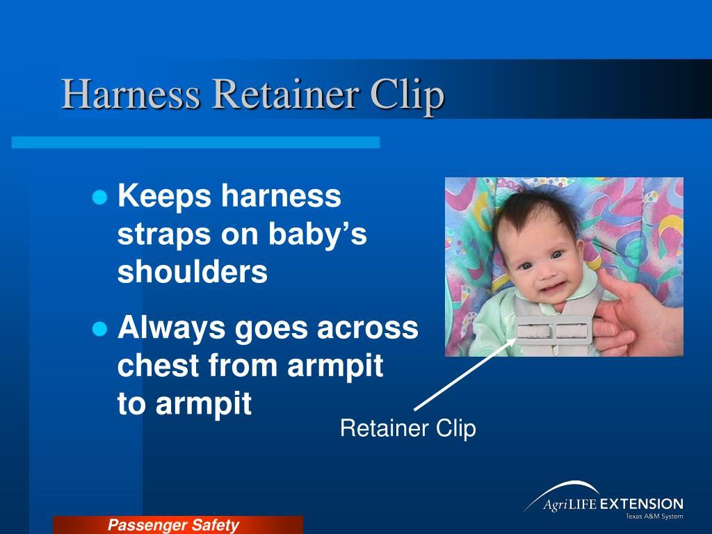 Harness Retainer Clip