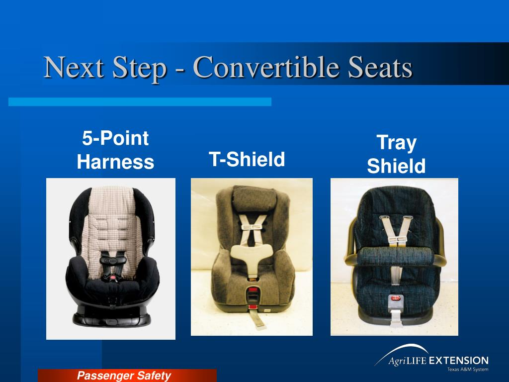 Next Step - Convertible Seats